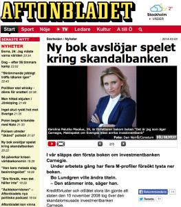 Aftonbladet 3 mars 2014